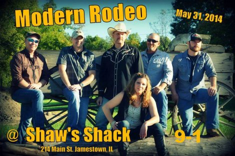 Modern Rodeo 5-31-14
