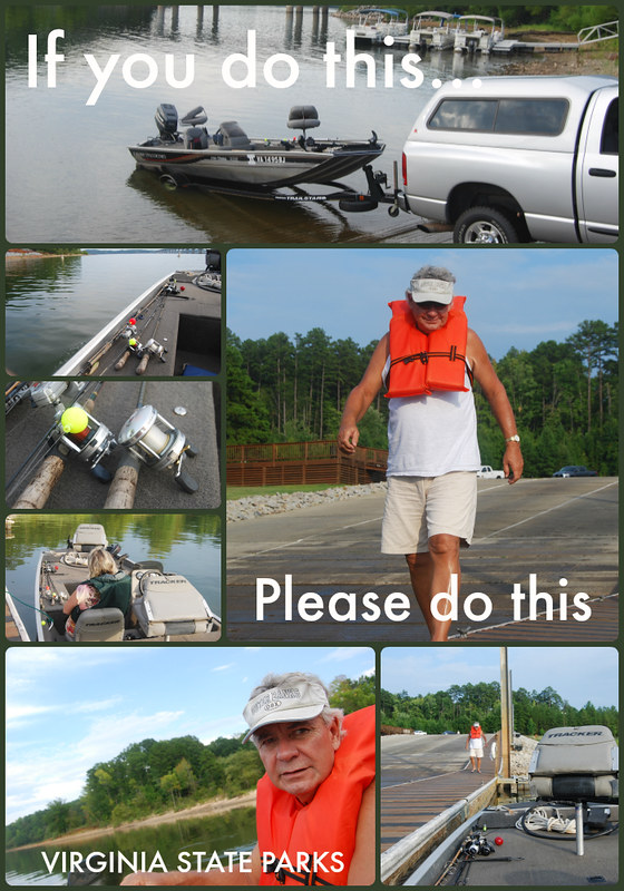 Be safe on the water at Virginia State Parks