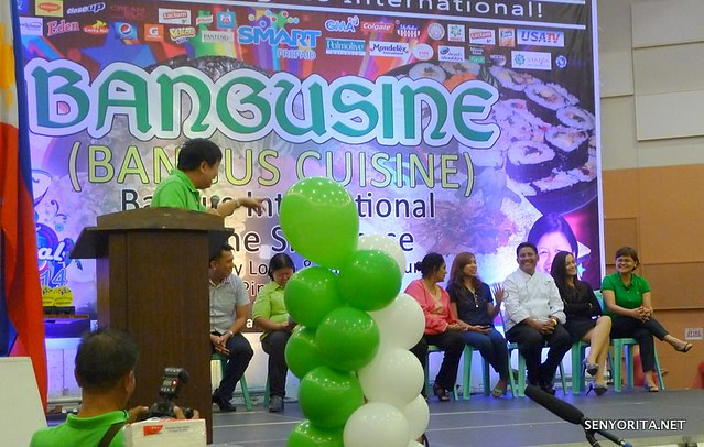 Bangusine: Bangus Cuisine International Cookfest