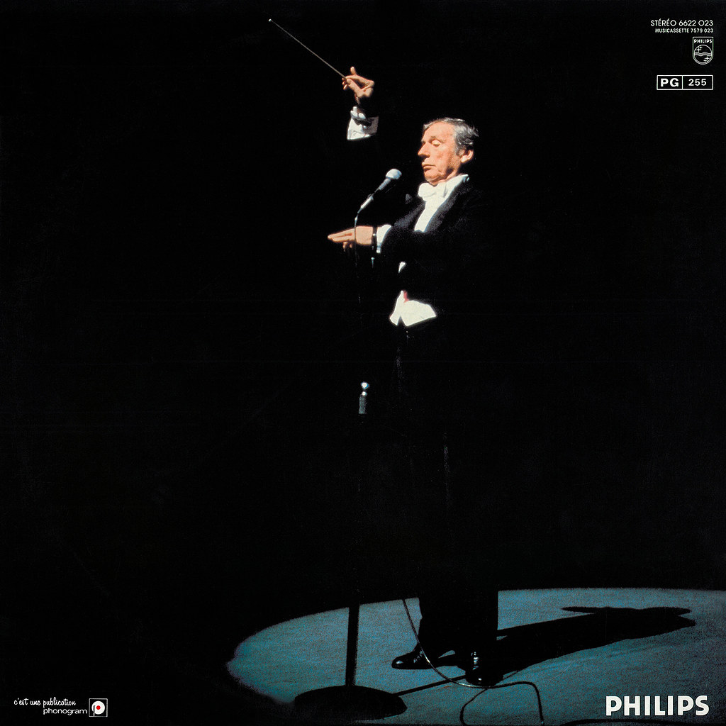 Yves Montand Lp Cover Art