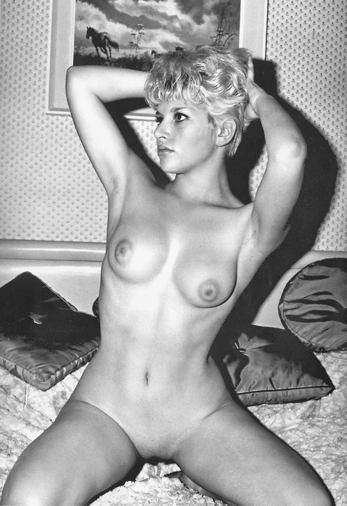 1960s shaved nude models