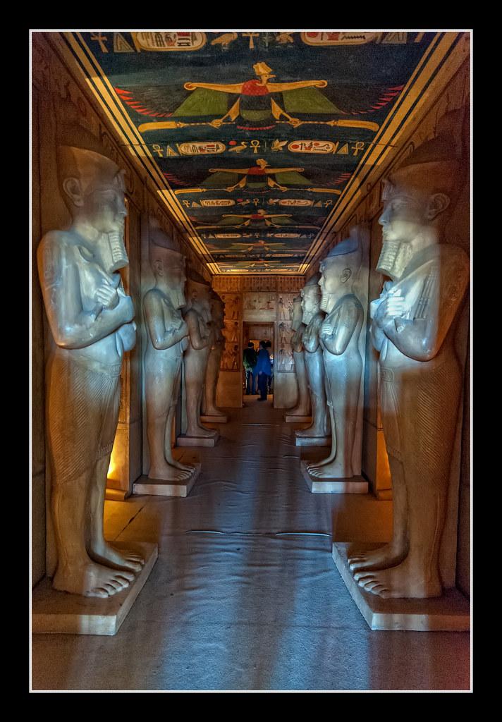 Exposición 'Cleopatra y la fascinación de Egipto' en el Centro Arte Canal