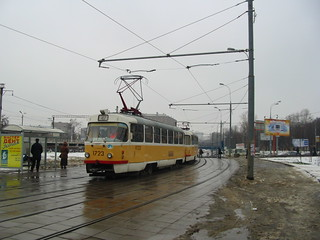 Moscow tram 1723 20021116