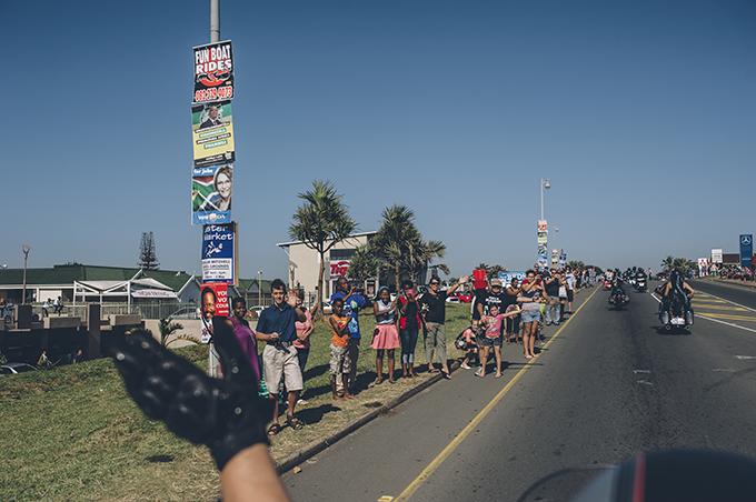 Harley Davidson Desmond Louw South Africa 0528