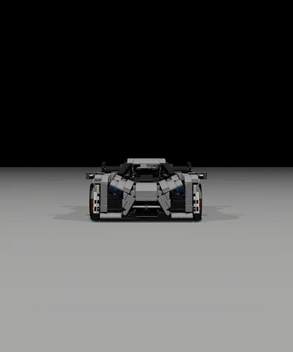 Prowler Minaccia - Front