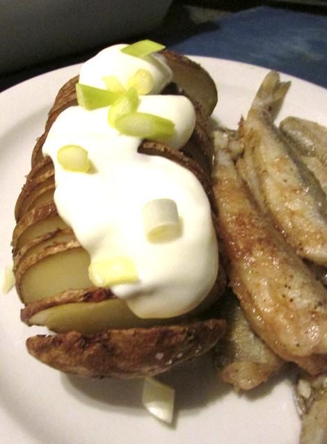 Pinterest Pin Fail: Hasselback Potatoes