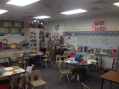 Pictures from Andreas Paramo's Dallas Alma Matter Ethridge Elementary School