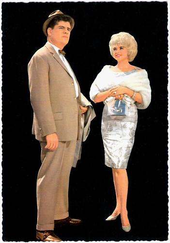 Bill Ramsey, Jayne Mansfield