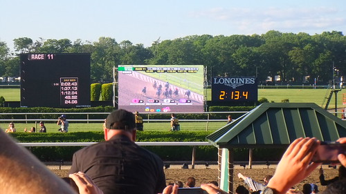 #SnapShot | And Down The Stretch They Come! #CaliforniaChrome