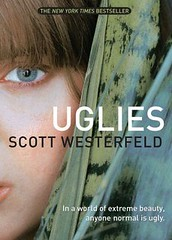 Uglies by Scott Westerfeld book cover.