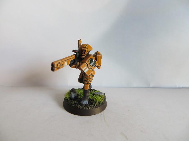 Fire warrior III