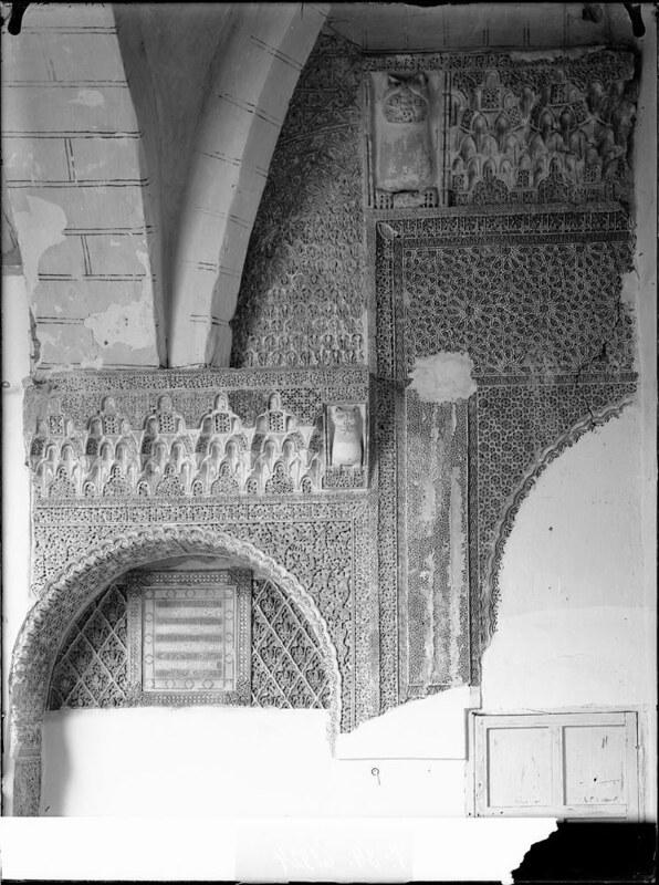 Convento de la Concepción  a comienzos del siglo XX. Fotografía de J. Lacoste © MECD, Fototeca del IPCE, signatura VN-22606_P
