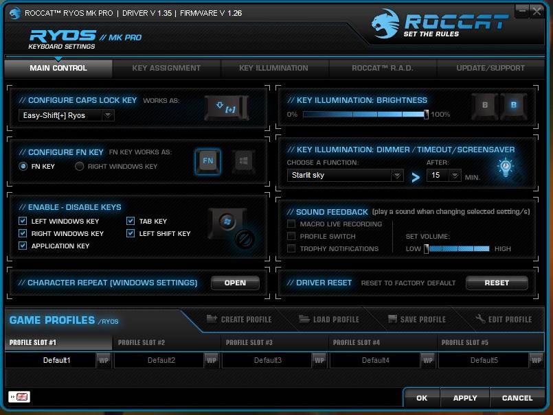 ROCCAT Ryos MK Pro - 24