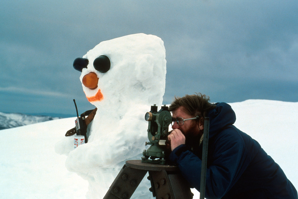 Olaf the Geologist