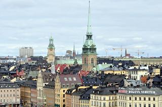 Gamla Stan qué hacer en estocolmo - 14222513094 6a839a8a78 n - Qué hacer en Estocolmo para sentir Suecia