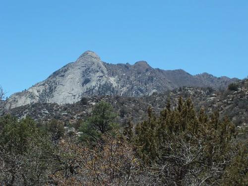 Sugarloaf, Organ Mountains, NM
