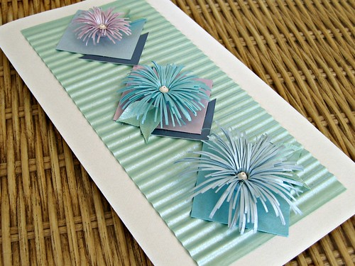 Fringed Flower Tutorial