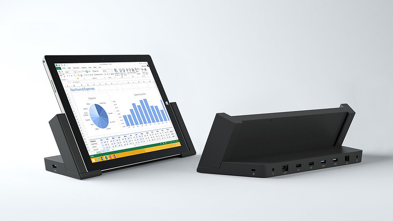 Surface Pro 3 - Docking Station