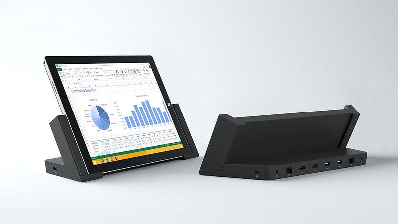 Surface Pro 3 - Docking Station