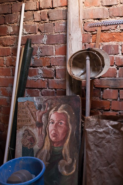 Portrait In The Attic