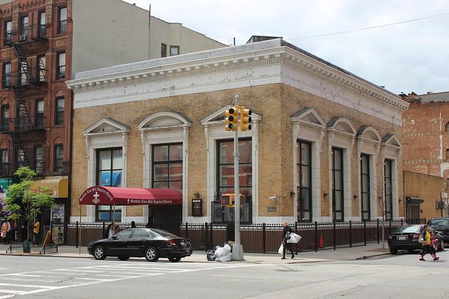 Provident loan society park avenue