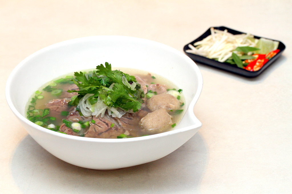 JEM Food Trail: So Pho's Vietnamese Pho Noodle Soup