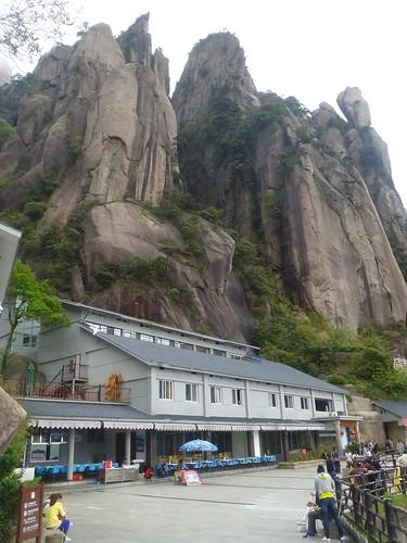 Jiangxi-Sanqing Shan-1 sentier de l'est (111)