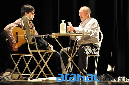 AionSur 14275404438_6baea7961d_d Teatro y flamenco se unen para hacer una crítica social en Al Gurugú 2014 Flamenco  José Luis Ortíz Paco Taranto Inés Bacán