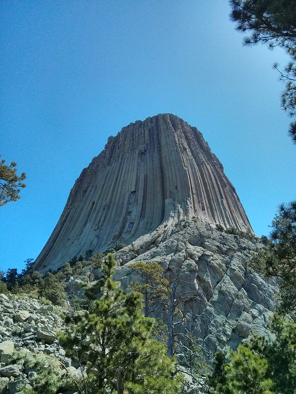 "Devil's Tower. ""This means something."""