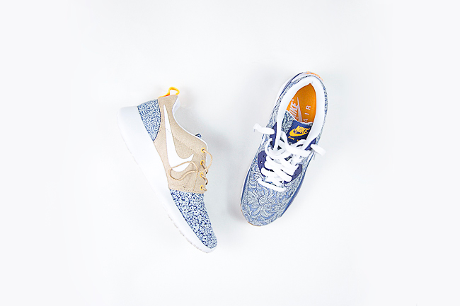 Nike X Liberty London ︱L'esprit funky