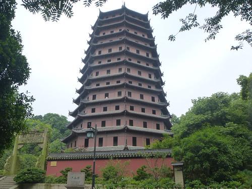 Zhejiang-Hangzhou-Pagode-Qiantang-Riviere (1)