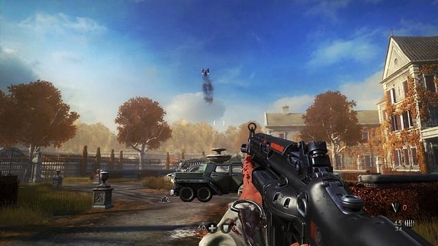 Wolfenstein : The New Order - Screenshot 3