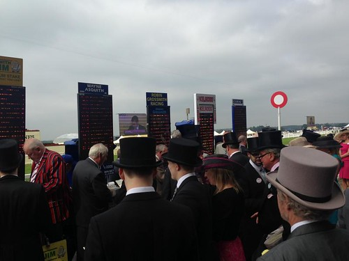 royal Ascot 2014 Ladies Day