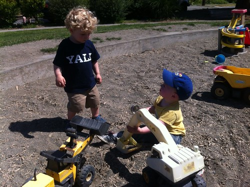 Sandbox with Elliott