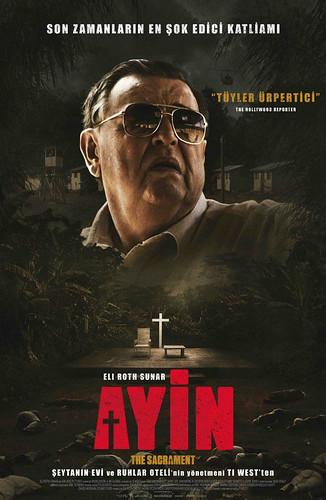 Ayin - The Sacrament (2014)
