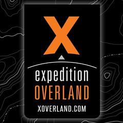 X Overland Logo
