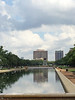 Sam Houston Statue and Reflecting Pool