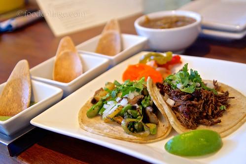 Tacos at Tacolicious (San Francisco)