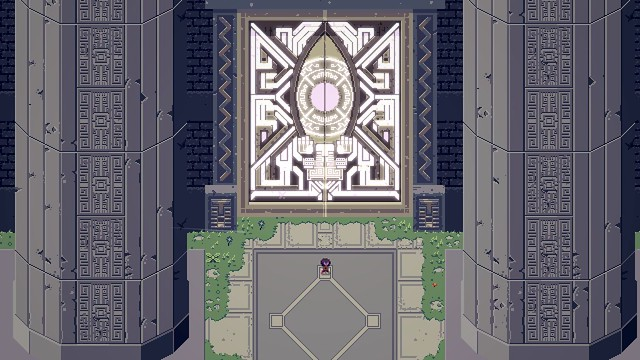 Titan Souls on PS4 and PS Vita