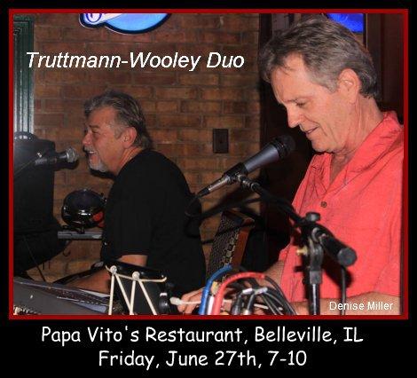 Truttmann-Wooley Duo 6-27-14