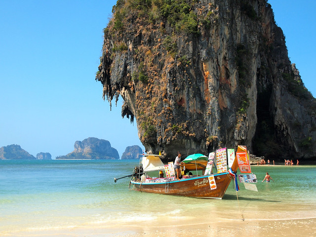 Pranang Beach, Railay