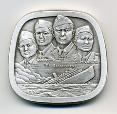 The Four Chaplains medal