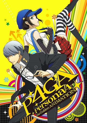 140609(3) - 電玩改編動畫《女神異聞錄 Persona 4 The Golden Animation》將在7/10首播、新海報出爐!