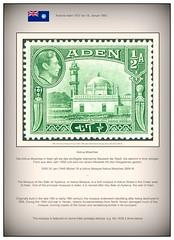 Stamps Aden