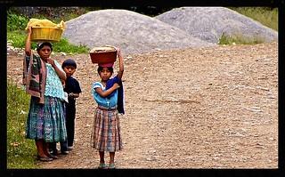 Guatemala - bathroom time