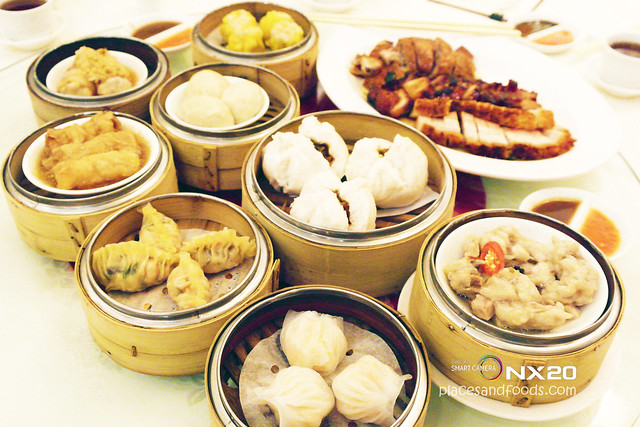 xin cuisine dim sum