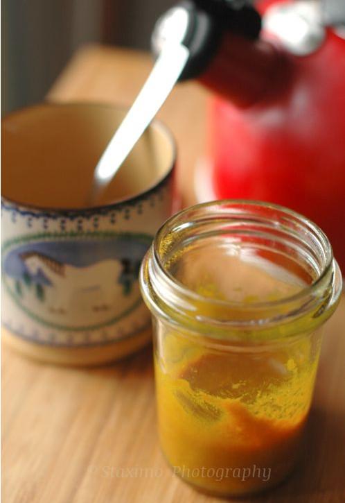 Tea alla Curcuma