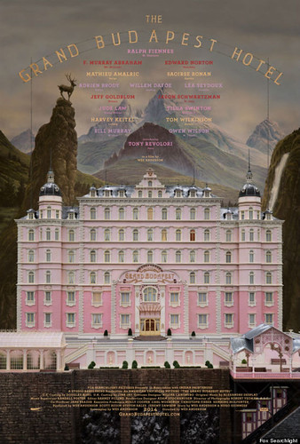 The Grand Budapest Hotel & Her