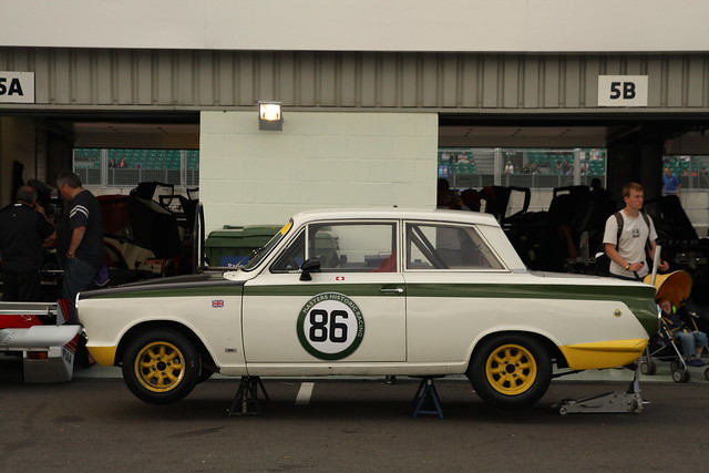 The Jack Sears Trophy Race for Under 2 Litre Touring Cars (U2TC).