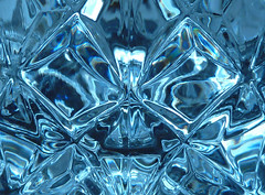 Glass vase macro 1 - P1110396